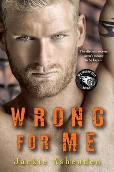 Review – Wrong for Me (Motor City Royals #2) by Jackie Ashenden