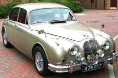 1967 Jaguar Mk2 3.4 Sedan