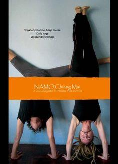 Namo yoga studio, Chiang Mai Yoga Courses, Chiang Mai, Where To Go, Namaste, Bangkok, Got Married, Thailand, Studio, Places