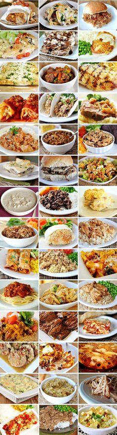 40+ Make Ahead Meals! | Mel's Kitchen Cafe