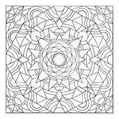 Healing Mandalas to Color - Bing Images