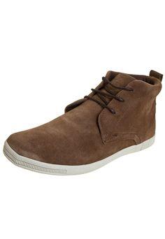Sapato Camurça FiveBlu Marrom