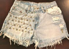 Sweet mama I will have shorts like these for the Summer!
