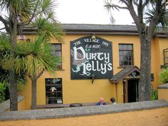 Durty Nelly's Pub, Bunratty, Co. Clare, Ireland.  The first place we ate at after arriving