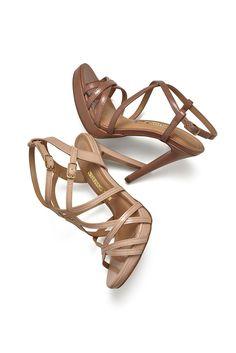 Sandálias - Trend - Tendência - Heels - Ref. 16-16403 | 16-14504