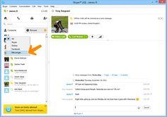 Solía usar Messenger, ¿qué necesito saber sobre Skype para escritorio de Windows?