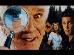 Leslie Nielsen - Camouflage full movie action comedy mystery - YouTube