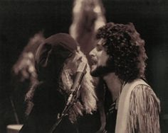 Stevie Nicks and Lindsey Buckingham, Fleetwood Mac Stevie Nicks Lindsey Buckingham, Buckingham Nicks, Stephanie Lynn, Stevie Nicks Fleetwood Mac, Women Of Rock, Look Vintage, Her Music, Music Music, Look At You
