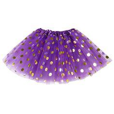 Hot 2016 Baby kids Girl Sequins Princess Tulle Ballet Tutu Skirt Children Kids Glitter Dots Dance Party Fluffy Chiffon Skirts W2