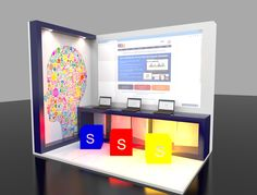 SSS Learning @ Educations Show 2017 Exhibition Stand Design, 3d, Education, Learning, Frame, Home Decor, Picture Frame, Decoration Home, Exhibition Stall Design