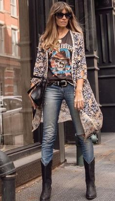 20 Trendy Fashion Boho Winter Indie Outfits for Women Boho Outfits, Indie Outfits, Casual Outfits, Fashion Outfits, Hipster Outfits For Women, Fashion Clothes, Rock Chic Outfits, Boho Chic Outfits Summer, Hippie Chic Outfits