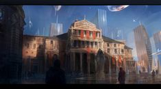 Museum by TFsean on deviantART