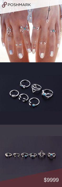 COMING SOON Vintage Bohemian Rings Jewelry Rings
