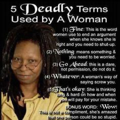 5 Deadly Words