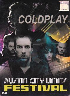 COLDPLAY Austin City Limits Festival 2011 DVD NTSC PAL Region All Free Shipping