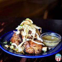 laislacuisine.com | Have you tried our Carne Frita? #laislafood #puertorico #foodporn