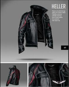 Prototype 2 James Heller jacket. I want!