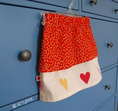 Fall-in-love skirt tutorial