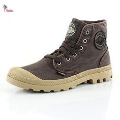 Pampa Hi TCT F, Sneakers Hautes Femmes, Noir (315 Black), 36 EUPalladium
