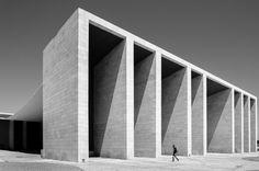 "atmospheres-placestobe:  ""Expo'98 Portuguese National Pavilion, Alvaro Siza, Lisbon - Portugal, 1998.  """