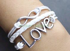 Infinity Love Jewlery Love jewley Infinity Love by ModernLeisure, $5.99