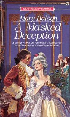 Mary Balogh - A Masked Deception