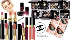 CHANEL Makeup Spring Summer 2014 - Variation and Les 4 Ombres Eyes collection