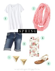Currently loving: spring fashion