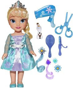 Disney Frozen Elsa's Easy Style Party Set