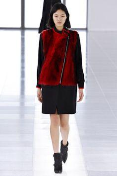 Preen by Thornton Bregazzi - www.vogue.co.uk/fashion/autumn-winter-2013/ready-to-wear/preen-by-thornton-bregazzi/full-length-photos/gallery/931877