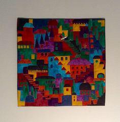 By inspireret af øen Burano