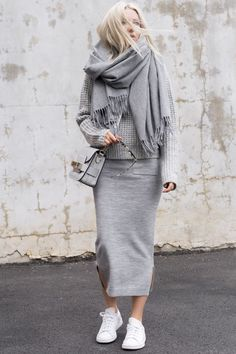 Figtny in all grey