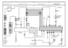 Power Windows Circuit Harness Locations Daewoo Lacetti