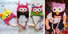 Adorable Crochet Hats!
