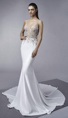 Courtesy of Enzoani wedding dresses