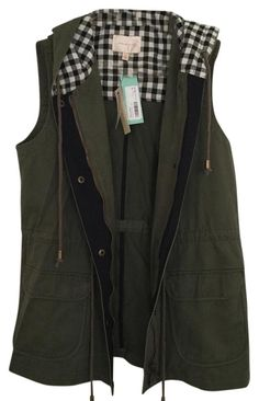 Skies are Blue Keating Cargo Vest -Stitch Fix