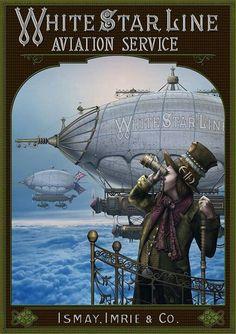 Planeta steampunk (1º parte)