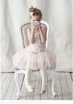 Tutu du monde flower girl dresses available for rent at The Borrowed Boutique Tutu Rose, Pink Tutu, Flower Girls, Flower Girl Dresses, Little Ballerina, Blush Pink Weddings, Glamour, Baby Kind, Little Princess