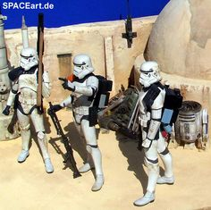 Star Wars: Hunt for Droids Deluxe Diorama, Diorama ... https://spaceart.de/produkte/sw065.php