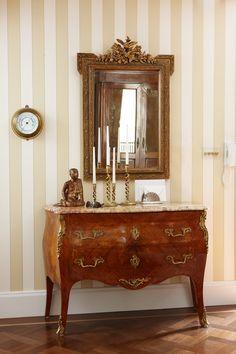 Entry/Hall | Vintage hall table