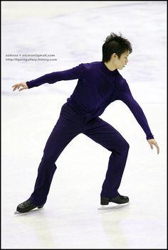 Takahiko KOZUKA (小塚崇彦) - Grand Prix of Figure Skating Final Free Skating :: 피겨스케이팅+아이스하키+레고+…