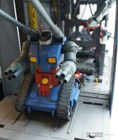Guntank, Gundam, and Guncannon redesign - Google 搜尋