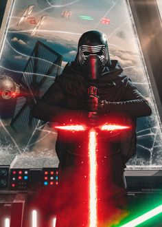 ArtStation - Star Wars Kylo Ren, Karim Nassar