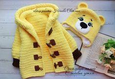 New knitting baby boy cardigan girls 66 Ideas Crochet Baby Clothes Boy, Crochet Dress Girl, Crochet For Boys, Knitting For Kids, Baby Knitting Patterns, Baby Patterns, Crochet Dresses, Boy Crochet, Crochet Patterns