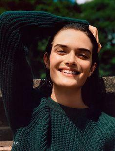 Publication:The Gentlewoman Magazine Fall Winter 2014 Model:Sam Rollinson Photographer:Alasdair McLellan Fashion Editor:Jonathan Kaye Hair:Shon Make-up:Lucia Pica