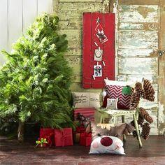 Holiday 2014 Christmas Tree Clip Frame