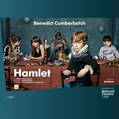 Hamlet (Sonia Friedman Productions) with benedict cumberbatch