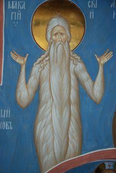 Александр Деркачёв – Alexandru Derkaciiov – icoana Byzantine Art, Old Friends, Sf, Saints, Blog, Byzantine Icons, Blogging