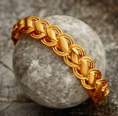 Gold Chains For Men solid gold mens bracelet Mens Gold Bracelets, Mens Gold Rings, Mens Gold Jewelry, Black Gold Jewelry, Gold Jewellery, Gold Earrings For Men, Chain Jewelry, Bridal Jewellery, Copper Jewelry