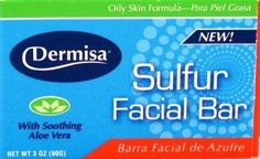 Dermisa Soap Sulfur Facial 3 oz 3Pack with Free Nail File ** Want to know more, click on the image.(This is an Amazon affiliate link and I receive a commission for the sales)